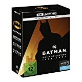 Batman 1-4 - 4K Collection (+ Blu-ray) [4K Blu-ray]