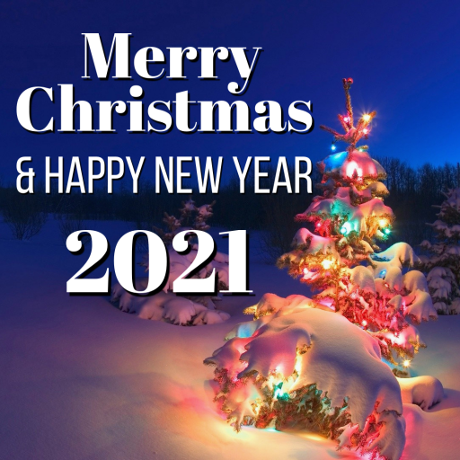 Merry Christmas & Happy New Year Cards 2021: Amazon.co.uk: Appstore for  Android