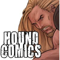 """""""A Collection of Art"""" Hound Comics, Inc. Sketch Book Volume 1"""