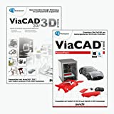 ViaCAD-2D3D-10-inkl-ViaCAD-PowerPack-10-3D-Druck-Das-innovative-CAD-Werkzeug-fr-przises-3D-Design-Windows-1087Vista-64-bit-Download