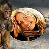 Lustiger Affe Bilderrahmen
