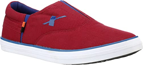 Sparx Men's Rubber and Canvas Shoes