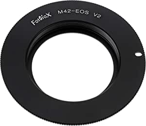 Fotodiox Lens Mount Adapter Compatible With M42 Type 2 Camera Photo
