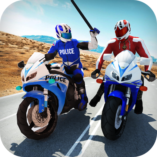 Moto Bike Police Ride PRO