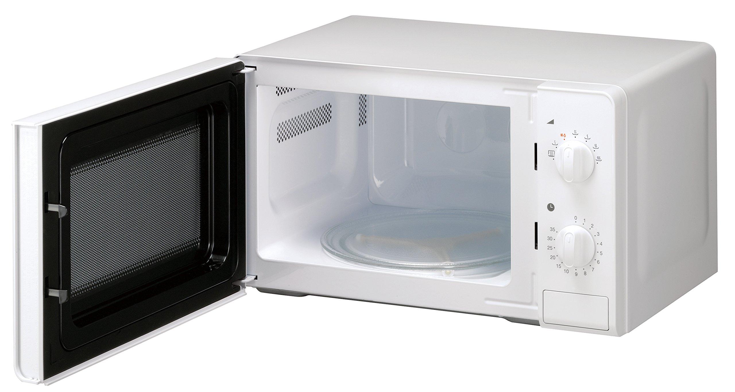 Daewoo Kor 6f07 Four Micro Ondes Manuel Sans Grill Blanc 20 L