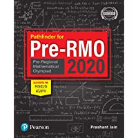 Pathfinder for Pre-Regional Mathematical Olympiad| First Edition| By Pearson