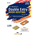 T.S. Grewal's Double Entry Book Keeping (Section A): Textbook for ISC Class 12