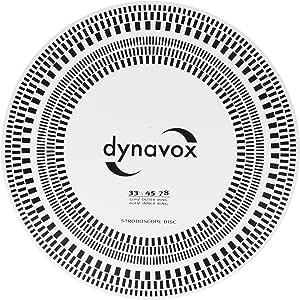 Disco stroboscopico DynaVox