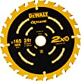 Dewalt DT10624-QZ Extrem Inramning Cirkelsågblad 165 mm 24T