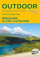 Wohnmobil in USA und Kanada (OutdoorHandbuch, Band 77)