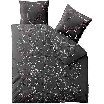Aqua Textil Trend Cariba Bettwasche 3 Teilig 200x220 Baumwolle