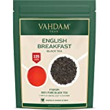 VAHDAM, Origineel Engels Ontbijt Zwarte Theeblaadjes (200+ Kopjes) 454g | Sterk, Rijk & Aromatisch | 's Werelds Meest Verfijn