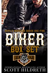 DEVIL'S DISCIPLES BOX SET : MOTORCYCLE CLUB ROMANCE Kindle Edition