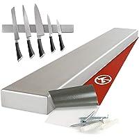 Moritz & Moritz - Porte Couteau Magnetique 40cm - Barre Aimantée Porte Couteaux - Ranger les Couteaux Ustensiles de…