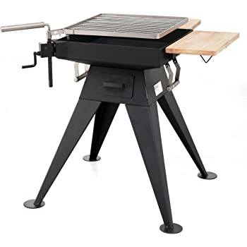 Tepro - BBQ Grill - With Swivel/Height-Adjustable Grill