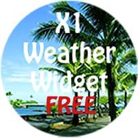 (Free) X1 Weather Widgets