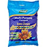 Westland 10100012 Multipurpose Compost with Added John Innes, 10 L