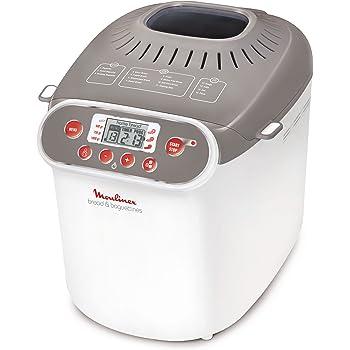 Moulinex OW350100 Machine à Pain 700 W