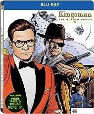 Kingsman: The Golden Circle (Steelbook)