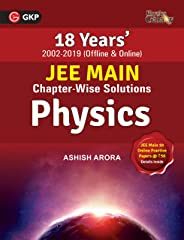 Physics Galaxy 2020 : JEE Main Physics - 18 Years' Chapter-Wise Solutions (2002-2019)
