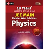 Physics Galaxy 2020 : JEE Main Physics - 18 Years' Chapter-Wise Solutions (2002-2019) (Old Edition)