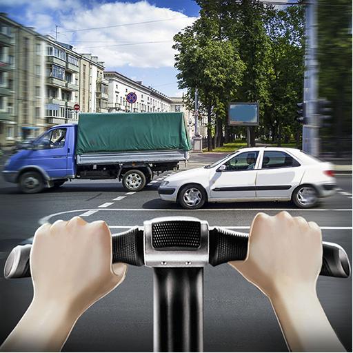 Drive Simulator Hoverboard