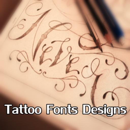 Tattoo Fonts Designs