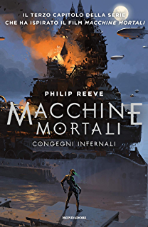 Macchine mortali - Congegni infernali eBook: Reeve, Philip: Amazon ...