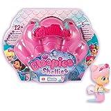 Bloopies Shellies, Piccole bambola sirene a sorpresa da collezione, conchiglia di borsa, Giocattolo per Bambina y Bambino