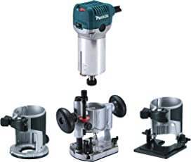 Makita RT0700CX2J Oberfräse und Trimmer