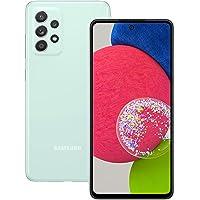 Samsung Galaxy A52s 5G Smartphone ohne Vertrag 6.5 Zoll Infinity-O FHD+ Display 128 GB Speicher 4.500 mAh Akku und Super…