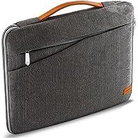 """deleyCON 16"""" - 17,3"""" Zoll Notebook Tasche für Netbook Laptop (40,64cm - 43,94cm) Laptoptasche aus robustem Nylon 2…"""