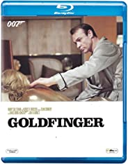 007: Goldfinger - Sean Connery as James Bond