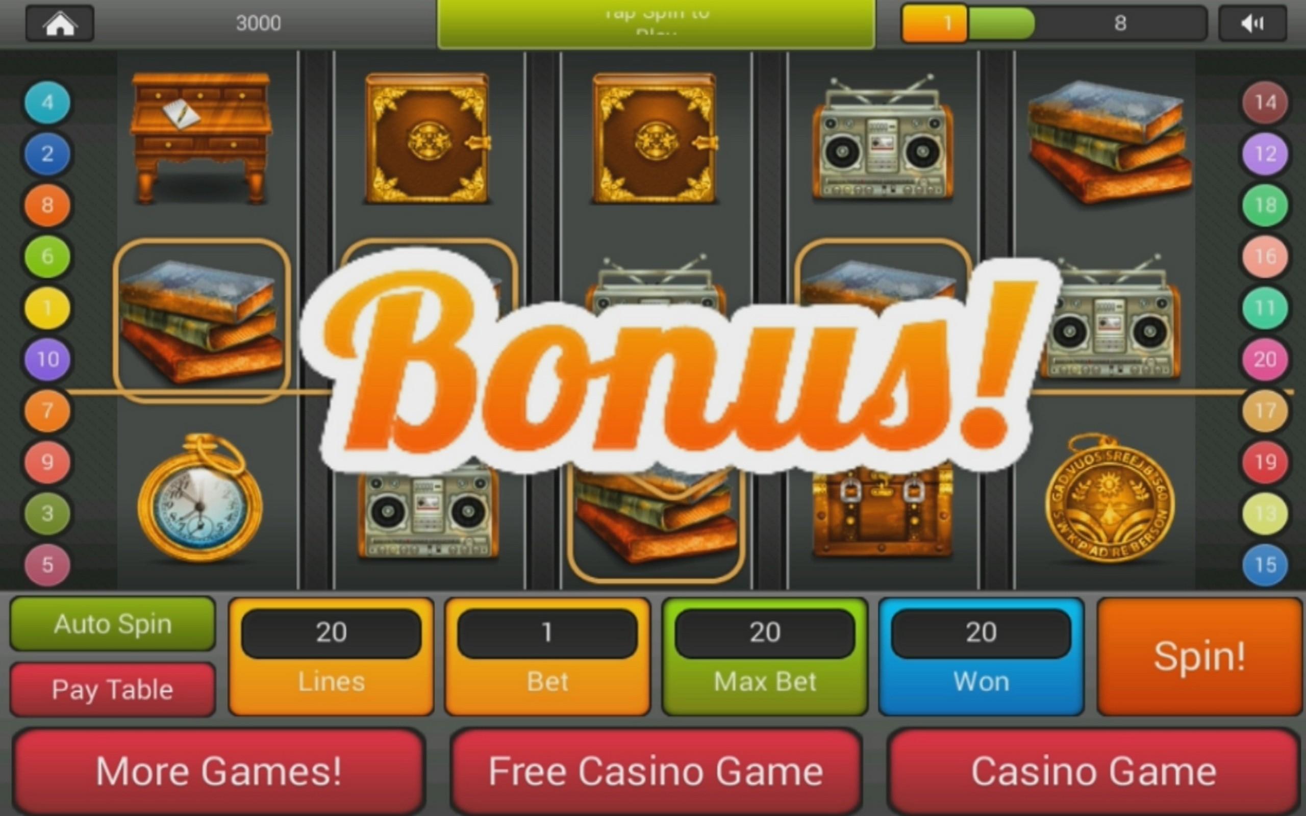 casino spiele gratis tv