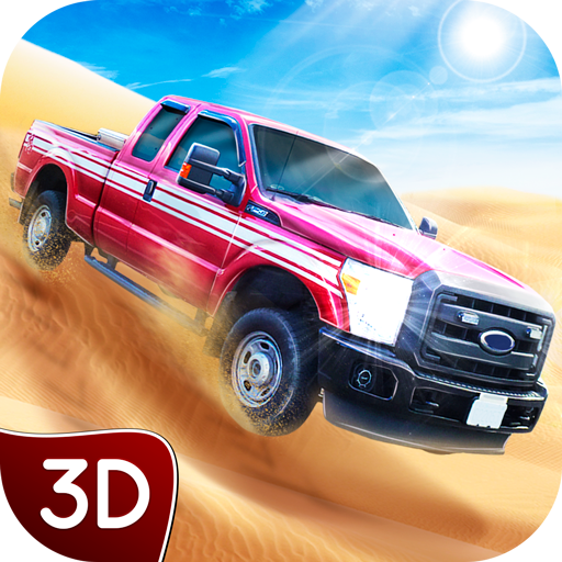 Offroad Hilux Pickup Truck Car Simulator: Hot Forest Tracks Worldwide (Infinity Pickups)