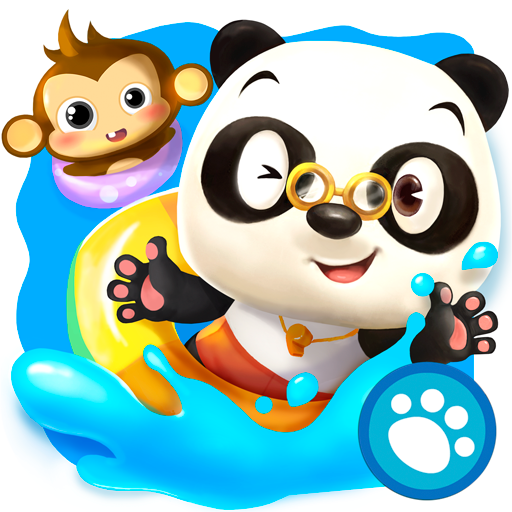 Dr. Pandas Schwimmbad (Dr Kinder Outfit)