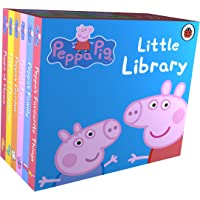 Peppa Pig: Little Library (3 to 6 years)