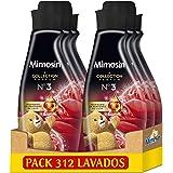 Mimosín Collection Parfum Suavizante Nº 3, 52 Lavados 870 ml - Pack de 6