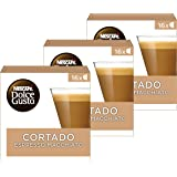 Nescafé Dolce Gusto Espresso Macchiato - 48 capsules (Lot de 3X16)