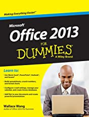 Microsoft Office 2013 for Dummies