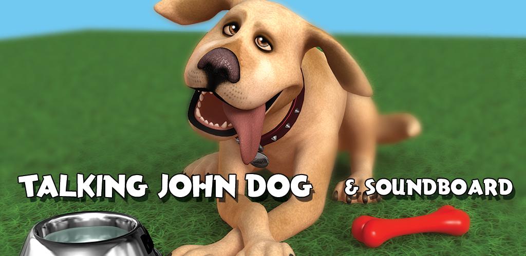 Zoom IMG-1 talking john dog free