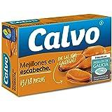 Mejillones En Escabeche Calvo 69 gr.