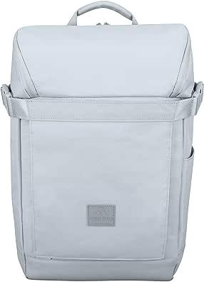 Johnny Urban Rucksack Damen & Herren LUCA Rucksäcke aus recycelten PET-Flaschen - Laptop 15,6 Zoll Business Backpack für Freizeit, Arbeit, Uni, Yoga & Fitness - Außenstoff Wasserdicht