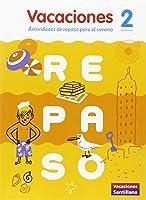 Vacaciones de Repaso 2Prim cast - 9788468030050