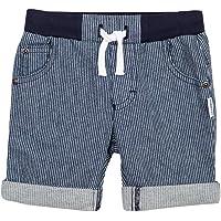 Stummer Baby Mini Boys Garçon Short, Denim Blue