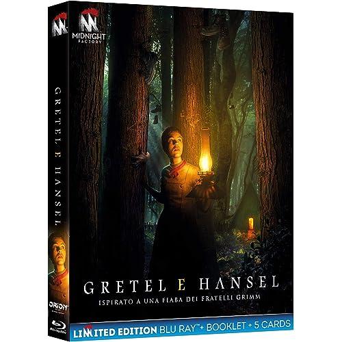 Gretel E Hansel (Blu-ray + 5 Cards) (Limited Edition) ( Blu Ray)