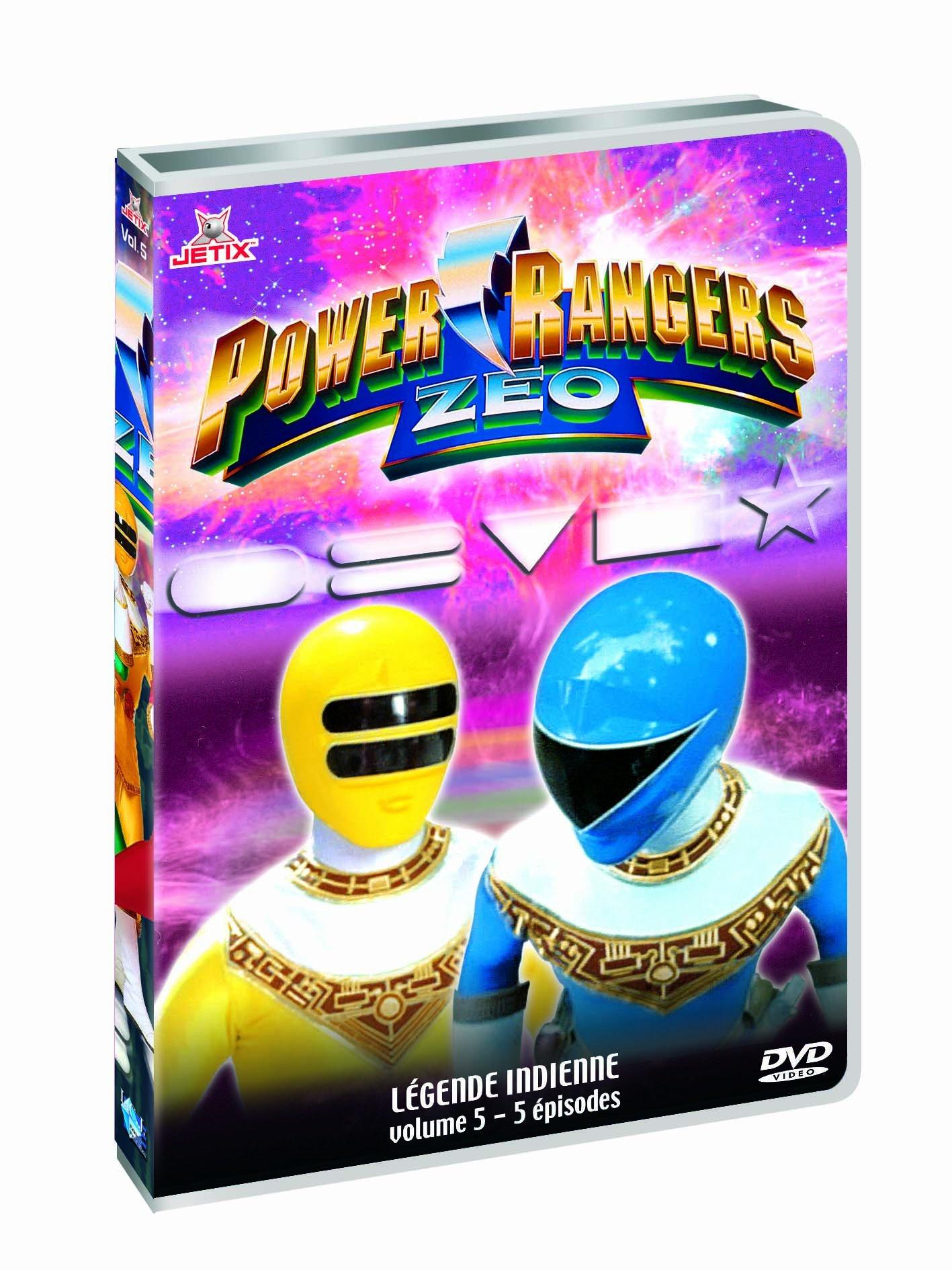 Power Rangers, Zeo - vol.5 [Edizione: Francia]