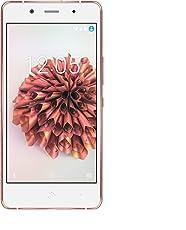 BQ Aquaris X5 Plus Smartphone, Memoria interna 16 GB, Bianco/Rosa Oro - (Ricondizionato Certificato)