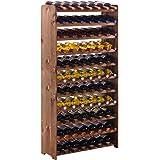 """Scaffalatura """"OptiPlus"""" in legno di pino, colore: marrone, Modell 4"""