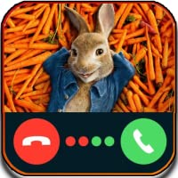 Instant Live Call From Peter Rabbit - Free Fake Phone Calls ID PRO - PRANK FOR KIDS - 2019